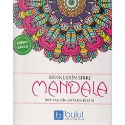 Resim Renklerin Sırrı - Mandala - Kolektif
