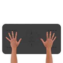 Resim Seeka Yoga Hand & Knee Mat - Gri