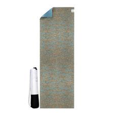 Resim Seeka Yoga Jüt Yüzeyli Yoga Matı - Mavi