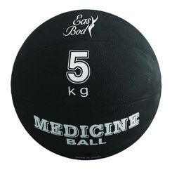 Resim Easy Body 5 Kg Siyah Renk Sağlık Topu