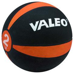 Resim Valeo 2 Kg Sağlık Topu -Orange