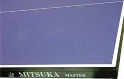 Resim Mitsuka ITTF Onaylı Master Masa Tenis Masası + Ağ Set Hediyeli