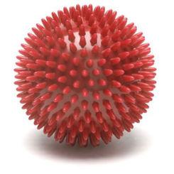 Resim Merrithew Health & Fitness Kırmızı Large Masaj Topu (ST-06098)