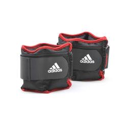 Resim Adidas Adjustable Ankle Weights Ayarlanabilir Ayak Bilek Ağırlığı 2 x 2 Kg (ADWT-12230)