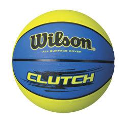 Resim Wilson Basketbol Topu Clutch 295 BLULI ( WTB1432XB )