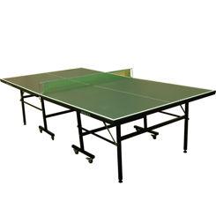 Resim Mitsuka 501A Yeşil Masa Tenis Masası - Mitsuka Masa Tenis Seti Hediye!