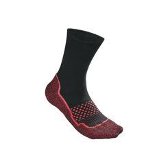 Resim Wilson Amplifeel Çorap Siyah / Kırmızı ( WRA514704 )